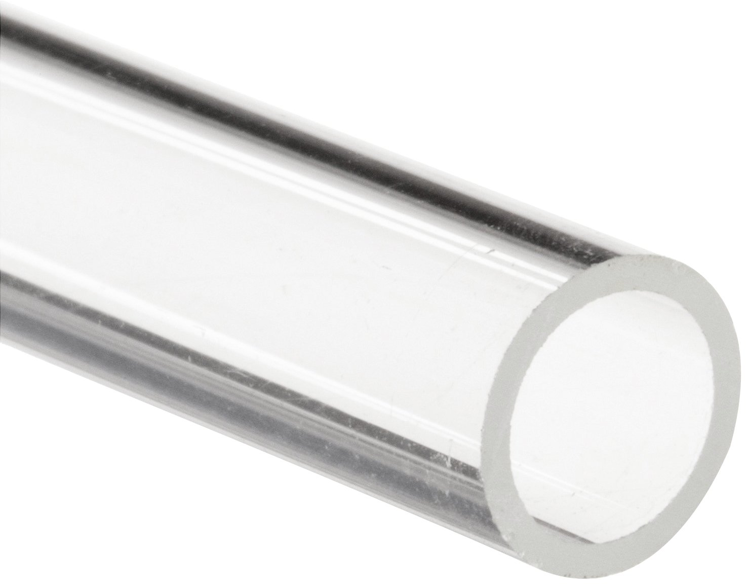 1//8 ID PFA Extreme-Purity Flexible Tubing 1//32 Wall Clear 50 Length 3//16 OD