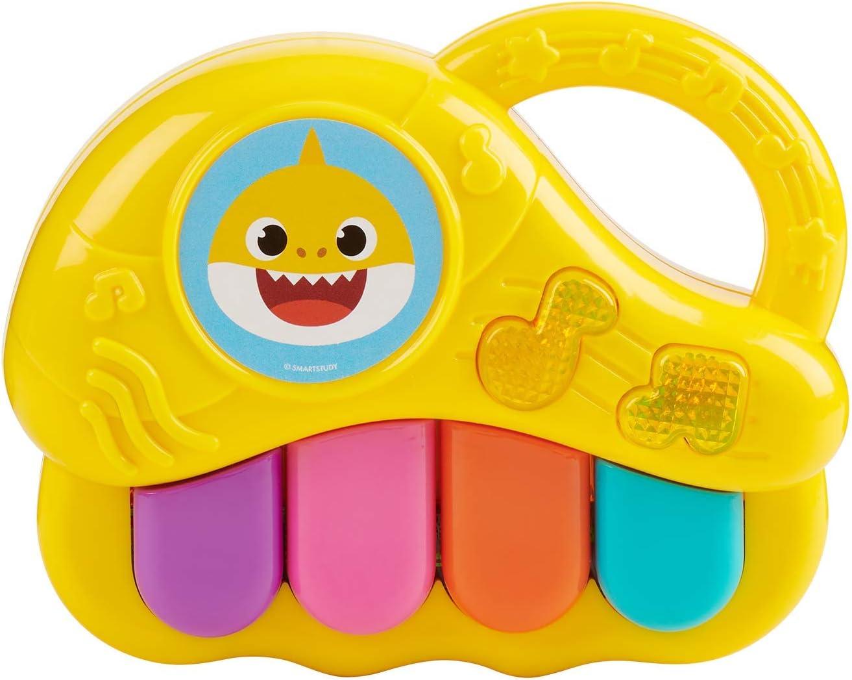Preschool Interactive Toy WowWee Pinkfong Baby Shark Lights N/' Sounds Piano