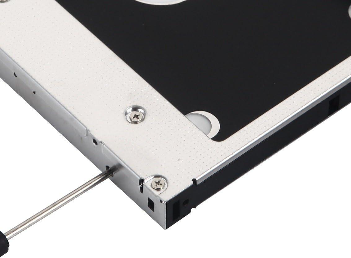 DeYoung 2 nd disco duro HD SSD Caddy Adaptador para HP Pavilion ...