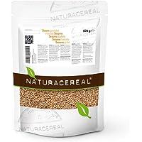 Sésamo tostado 500g (1 x 0,5kg) de NATURACEREAL