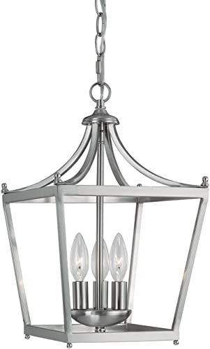 Capital Lighting 4036BN Foyer, Brushed Nickel Finish