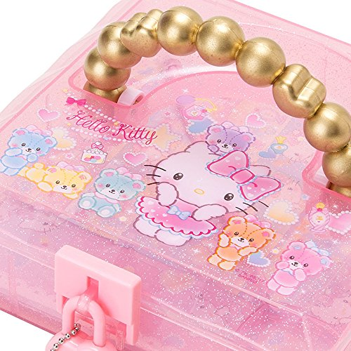 Sanrio Hello Kitty key with origami Cased Stationery Sets From Japan New by SANRIO (Image #2)