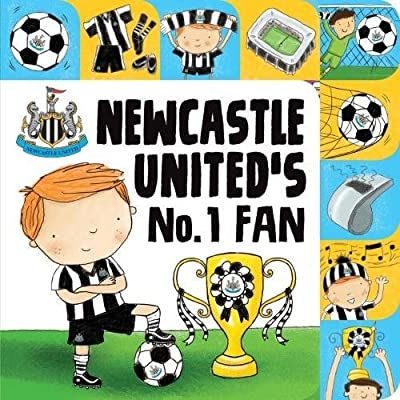 Newcastle United (Official) No. 1 Fan