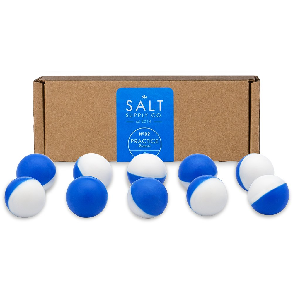 Salt Supply Practice Rounds for the Salt Self Defense Gun (50-Pack) by Salt