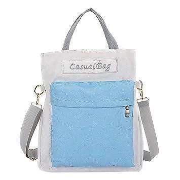 d9897a07e583 Amazon.com: Sentmoon Women's Casual Couple Schoolbag Travel Hiking ...