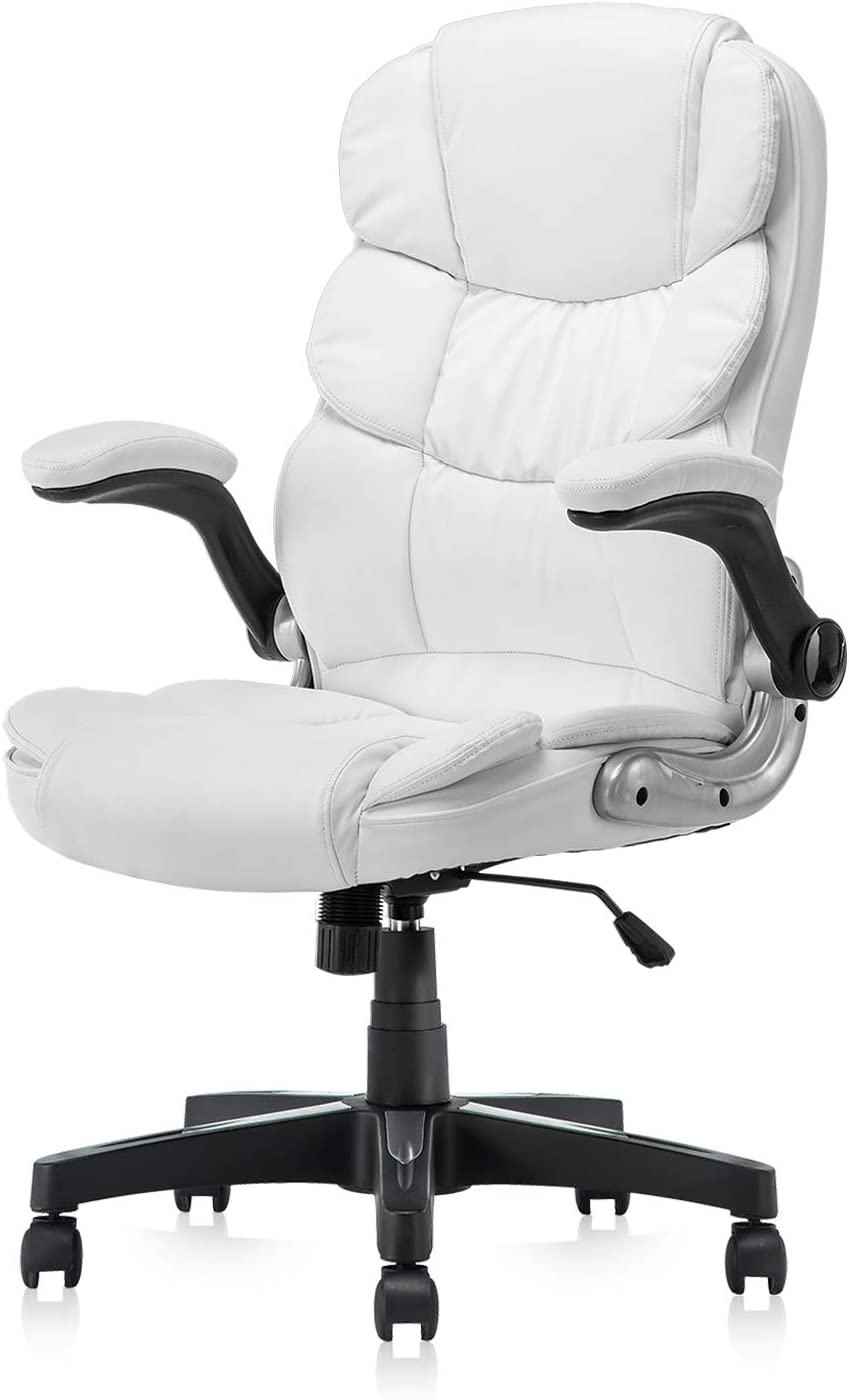 Seatingplus Leather Office Chair