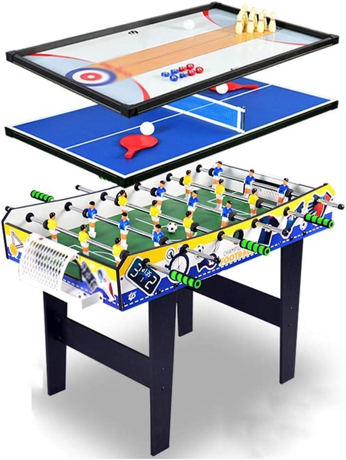 WNN-URG Table Top Football Juego de Mesa de fútbol Juego de fútbol pequeño Mini Juegos de fútbol de Mini-Tenis URG: Amazon.es: Hogar