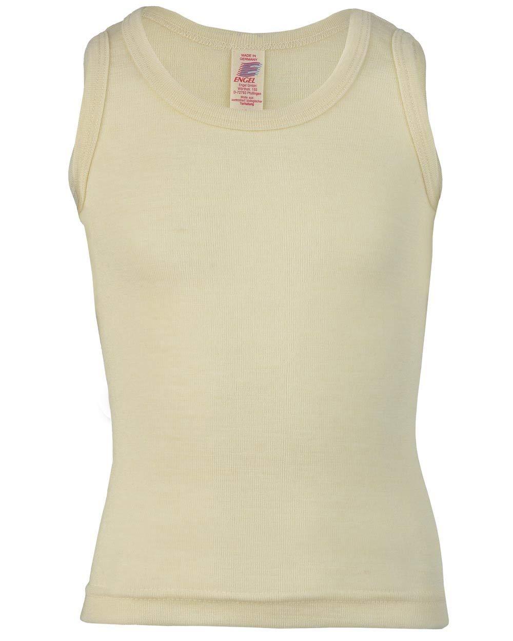 Engel Children's 100% Organic Merino Wool Vest Sleeveless
