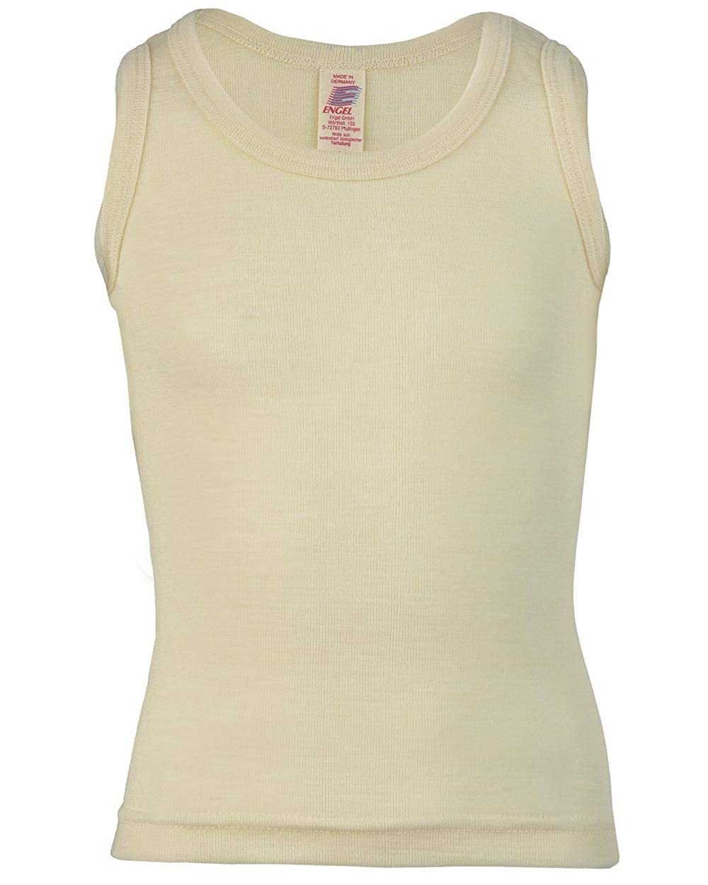 Engel Childrens 100/% Organic Merino Wool Vest Long-Sleeve