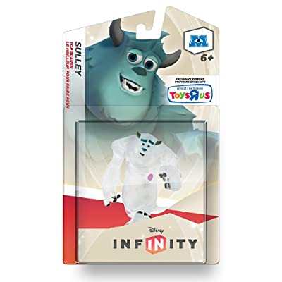 Disney Infinity Infinite Crystal Series Figure - Sulley: Video Games