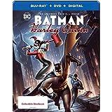 Dcu:Batman and Harley Quinn Target Ex [Blu-ray]
