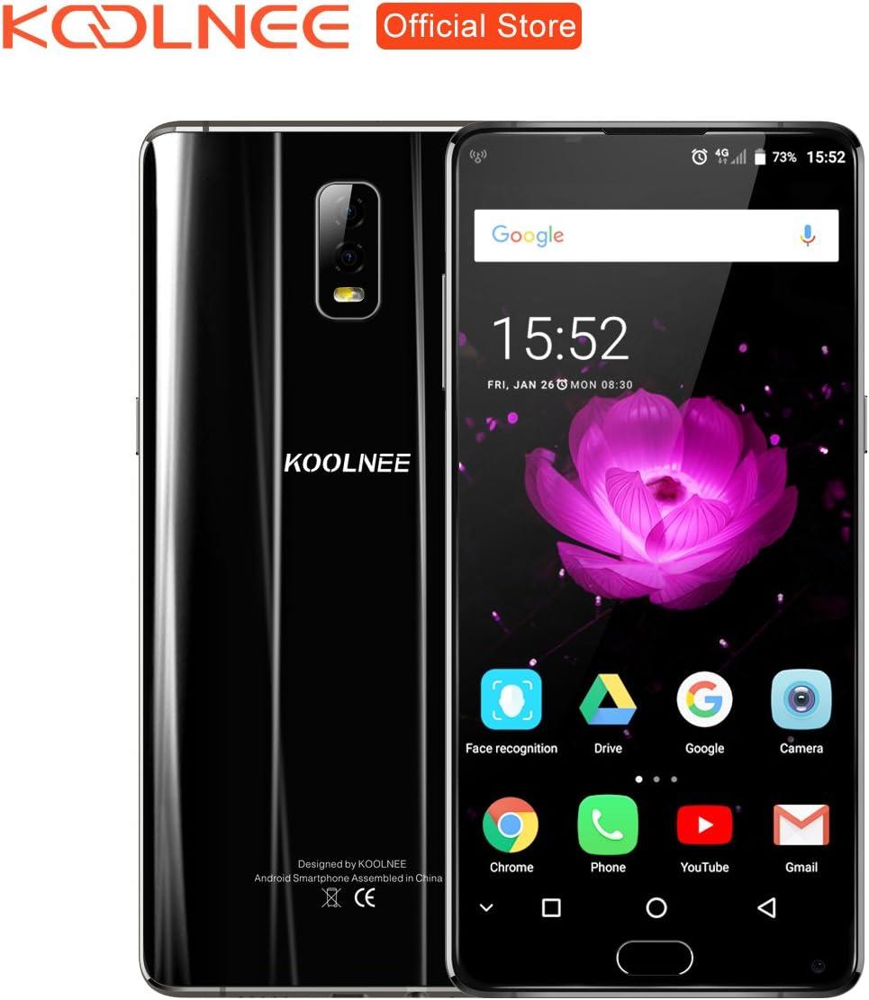 KOOLNEE K1 Smartphone 4G Desbloqueado: Amazon.es: Electrónica