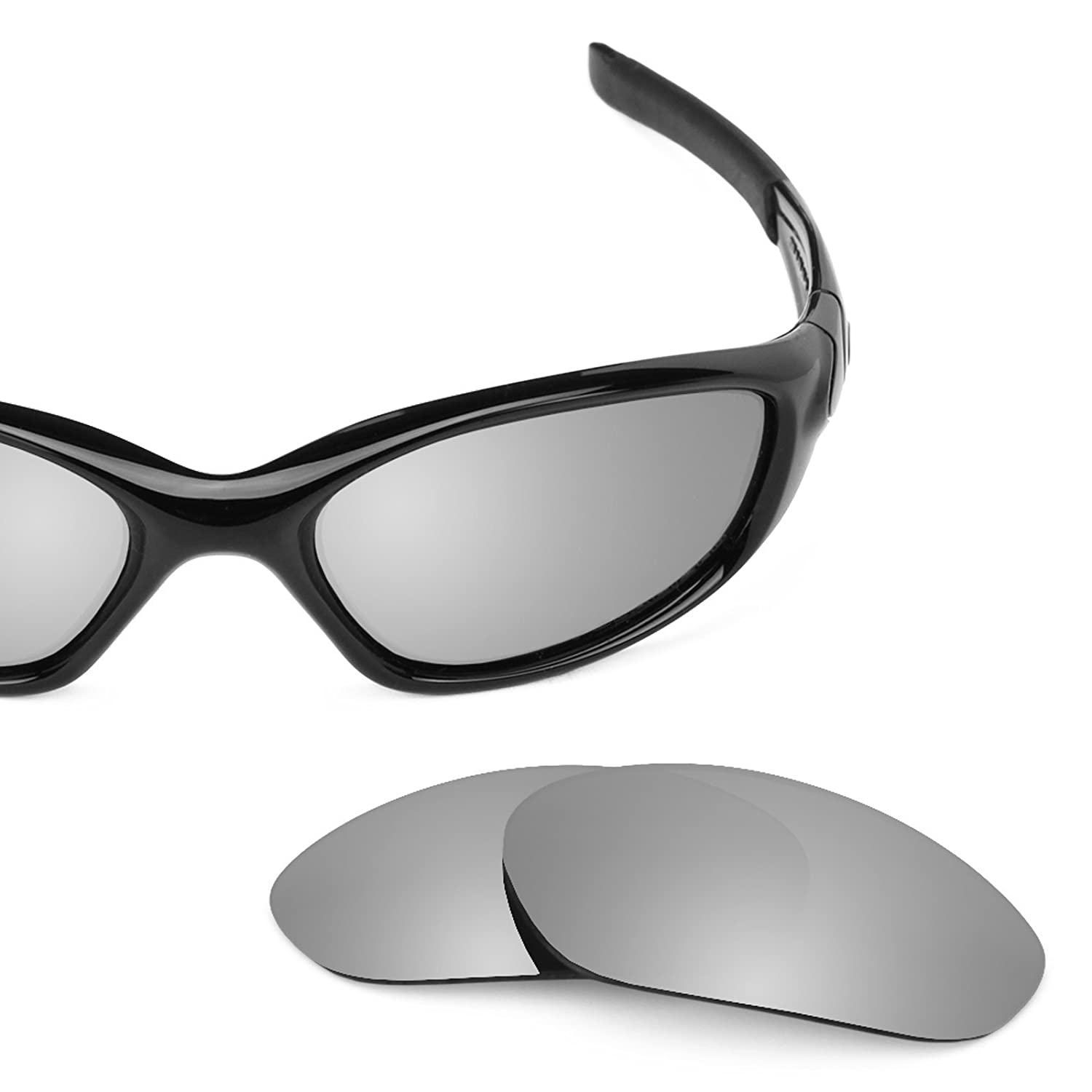 1c6346abb6 Revant Replacement Lenses for Oakley Minute 2.0 2 Pair Combo Pack K004 at Amazon  Men s Clothing store