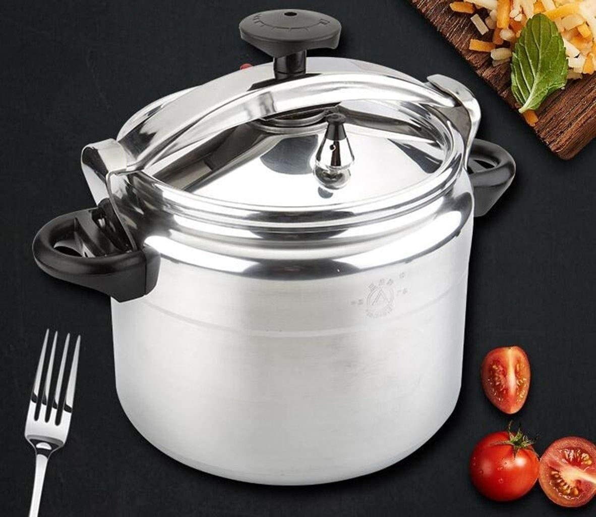 Pressure cooker commercial pressure cooker large capacity explosion-proof pressure cooker household gas is especially suitable for commercial restaurants, restaurants, kitchens, etc. 8L, 50L