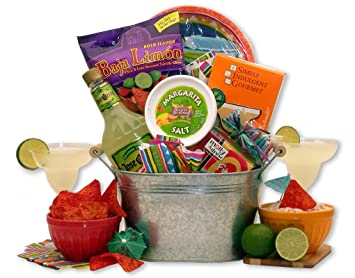 It's a Party! Margarita Gift Basket: Amazon.com: Grocery & Gourmet ...