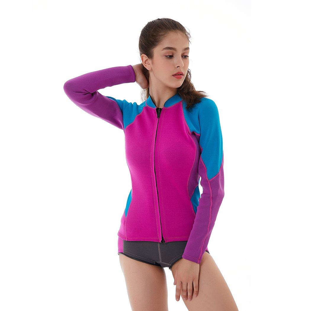 e375e9ad09 Goldfin Women s Wetsuit Top