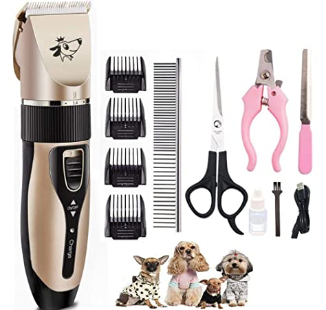WAHL Super Groom Pet Clipper Bundle: Amazon.es: Productos para mascotas