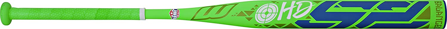 Balanced Composite Slow Pitch Bat