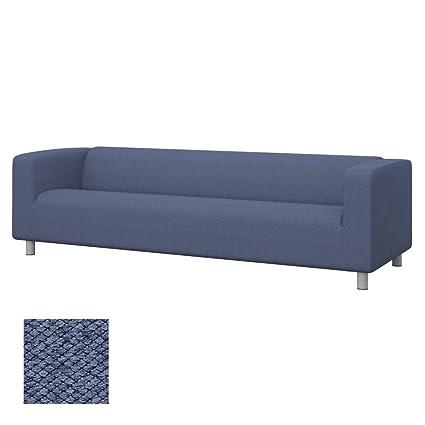 Amazon.com: Soferia - Replacement Cover for IKEA KLIPPAN 4 ...