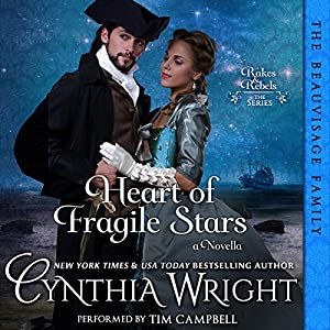 Heart of Fragile Stars Audiobook