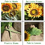 Furnily-Sunflowers-Artificial-Flowers-for-Decoration-Siilk-Plastic-Fake-Flowers-Arrangements-for-Wedding-Home-Party-Decoration-Sunflowers-Bouquet-Bridal-Bouquet1-Pcs