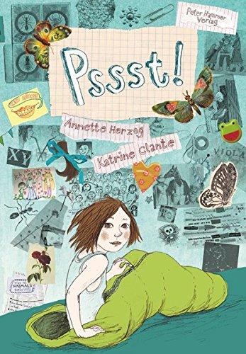 Pssst! Taschenbuch – 4. Juli 2016 Annette Herzog Peter Hammer Verlag 3779505568 Antolin (5. Klasse)