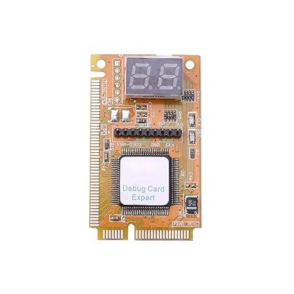 vanpower 3 en 1 PCI PCI-E LPC depuración tarjeta de prueba ...