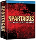 Spartacus-cmpl Series Bd V2 [Blu-ray]