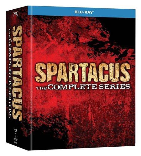 Spartacus-cmpl Series Bd V2 [Blu-ray] (Best Selling Tv Series)