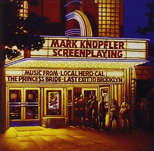 CD : Mark Knopfler - Screenplaying (CD)