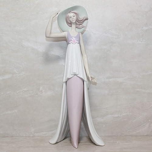 Lladro Figurine 6236 Lady of Monaco
