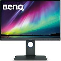 """BenQ SW240 Monitor de Fotografía de 24.1"""" LCD, Full HD (1920 x 1200), 16:10, HDMI, 3 USB"""