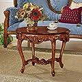 Design Toscano Chateau Montfort Louis XV Cocktail Table