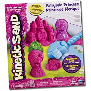 Kinetic Sand Fairytale Princess (20070317) - 61l4R2RXl L - Kinetic Sand Fairytale Princess (20070317)