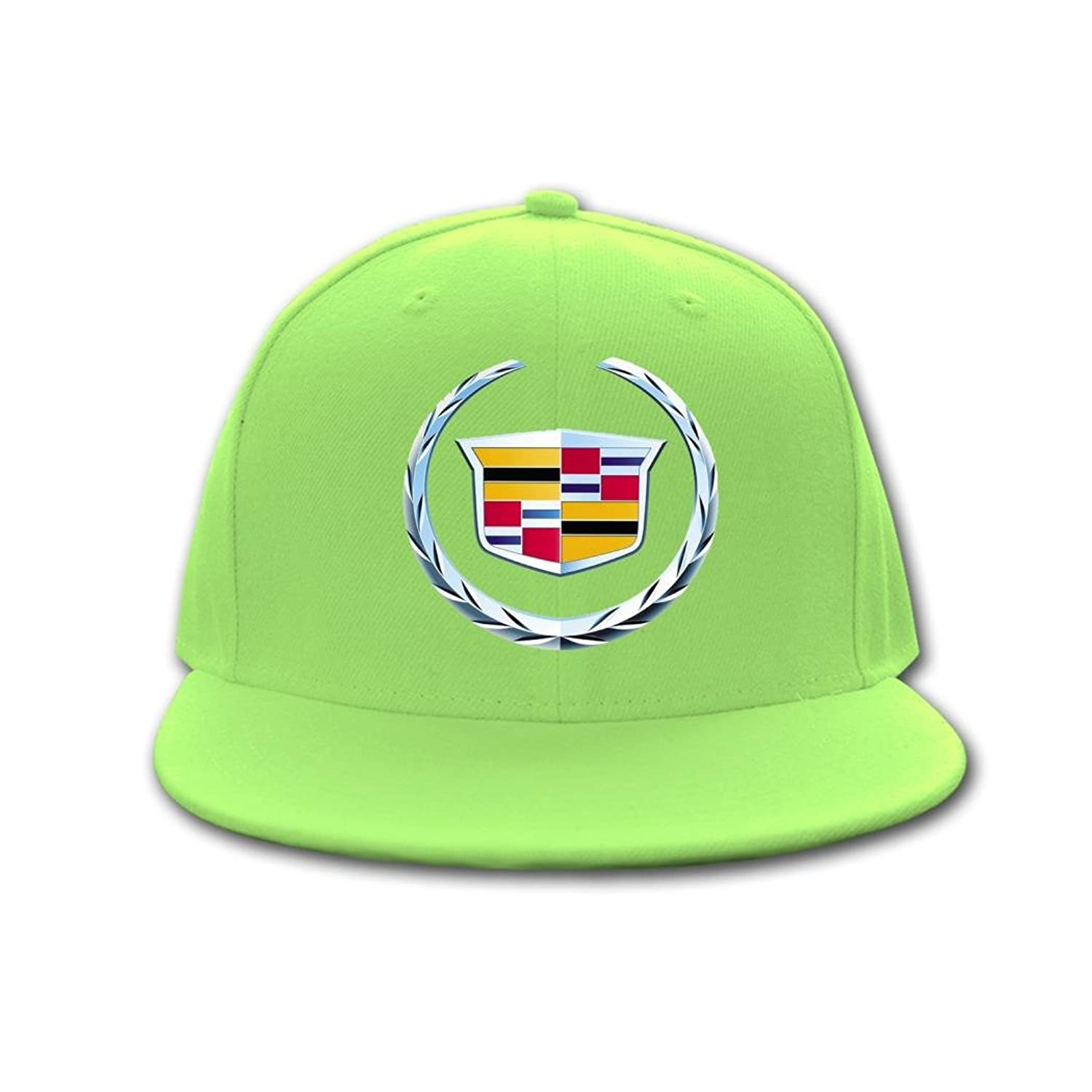 2016 Cadillac Logo Unisex and Adjustable Snapback Hip-hop Caps Sun Hat