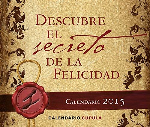 Calendario Sobremesa Descubre El Secreto 2015