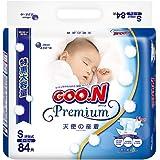GOO.N 大王 天使系列 环贴式纸尿裤 尿不湿 增量装 S84片(适合4-8kg)