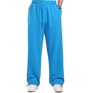 Pantalones De Chándal Sólidos De para Pantalones Hombres Chándal ...
