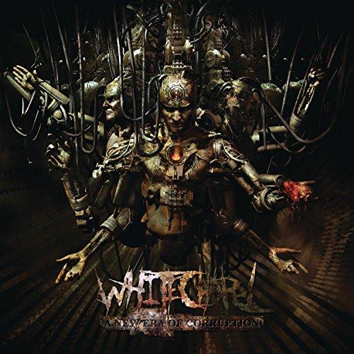 CD : Whitechapel - A New Era Of Corruption (CD)
