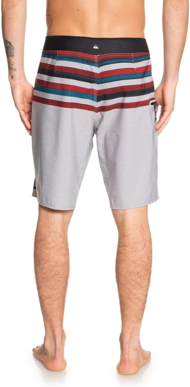 Quiksilver Mens Highline Blackout Hawaii 20 Boardshorts