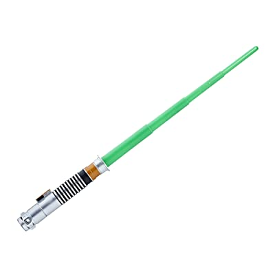 Star Wars: Return of the Jedi Luke Skywalker Extendable Lightsaber: Toys & Games