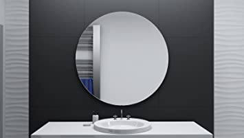 Spiegel 100 Cm : Kristallspiegel rund cm mm durchmesser mm stŠrke jede