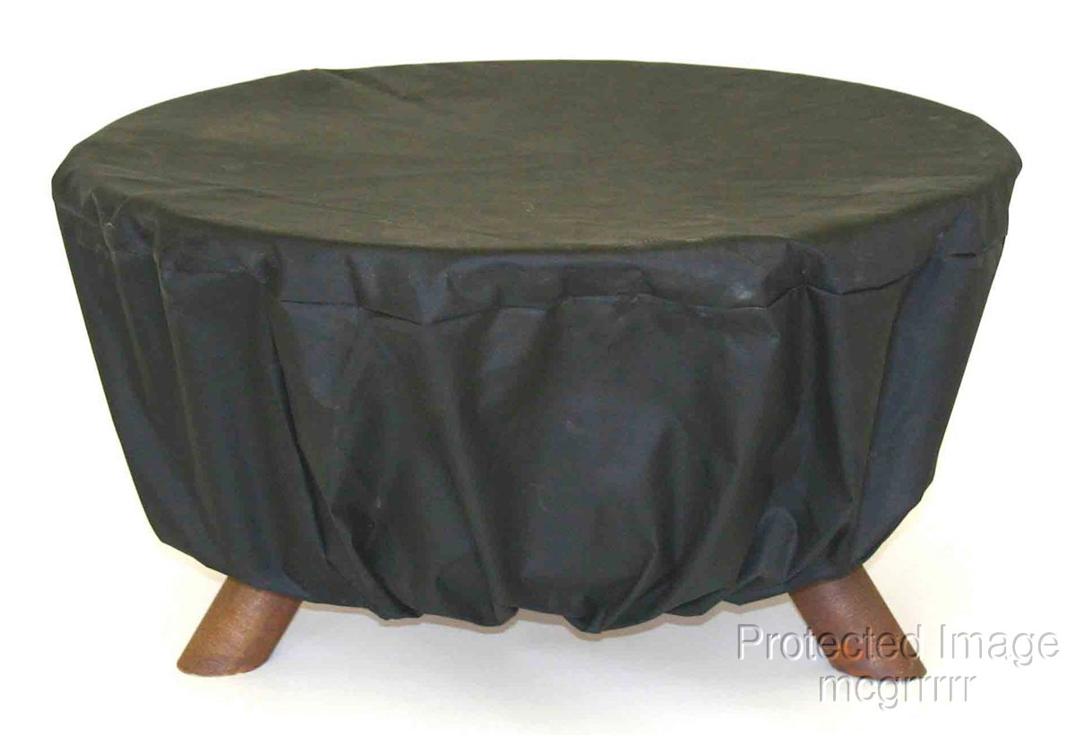 Amazon.com : Patina Heavy Duty Patio Fire Pit Cover - Fits, Landmann and  Sojo Fire Pits - Firepit Cover : Garden & Outdoor - Amazon.com : Patina Heavy Duty Patio Fire Pit Cover - Fits, Landmann