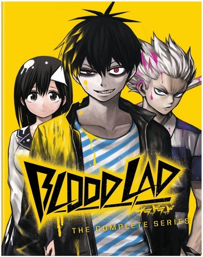Blood Lad: The Complete Series [LIMITED EDITION Blu-ray DVD COMBO]