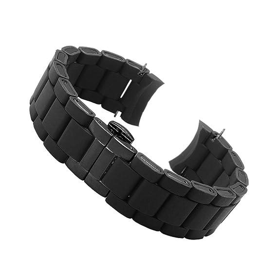 Correas Henziy-Correas-reloj-Bands2726 De Reloj Silicona Y ...