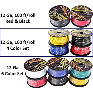 12 gauge automotive electrical wire | Do-it-yourself.Store