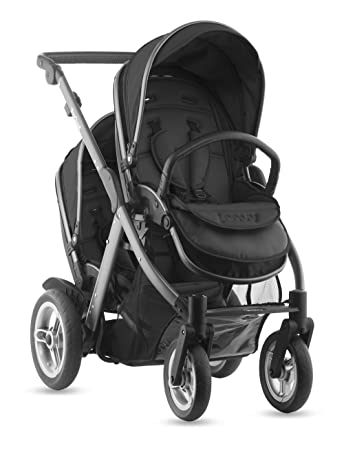 Amazon.com: Joovy demasiado qool doble Tandem Stroller ...
