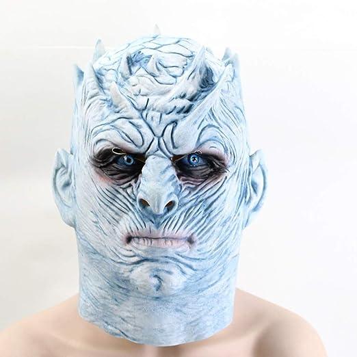 Lixinfushi Máscara De Cosplay del Rey De La Noche, Halloween ...
