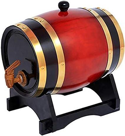 1,5 / 3L herramientas de madera fabricación de la cerveza de ...