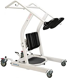 ProHeal Stand Assist Lift - Sit to Stand Standing Transfer Lift - Fall Prevention Patient Transfer Lifter for Home Use and Facilities - 500 Pound Weight Capacity